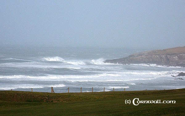 Fistral Storm
