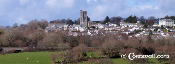 Liskeard view