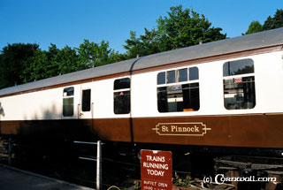 Bodmin Wentford Railway