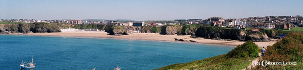 Newquay view